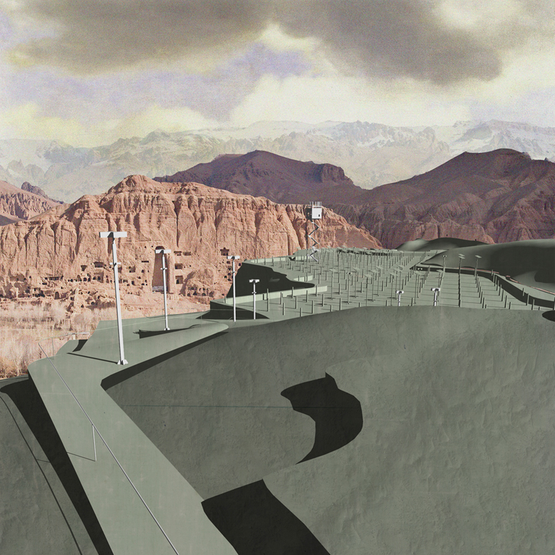 Image 5 of Bamiyan Cultural Centre by Pedro Pitarch