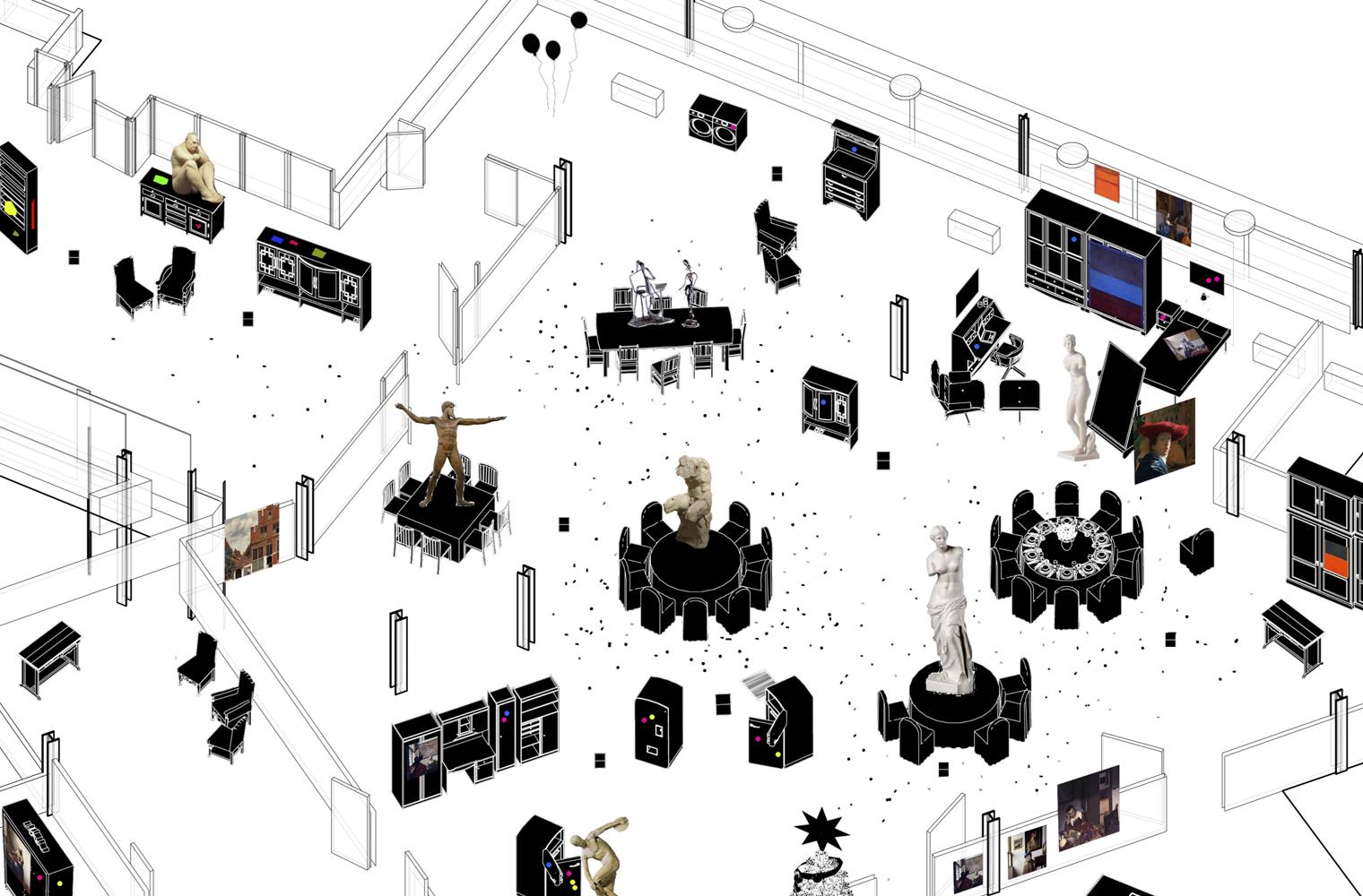 Entre Museos y Salas de Estar Pedro Pitarch zoom 3
