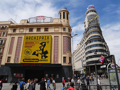 archiprix at callao