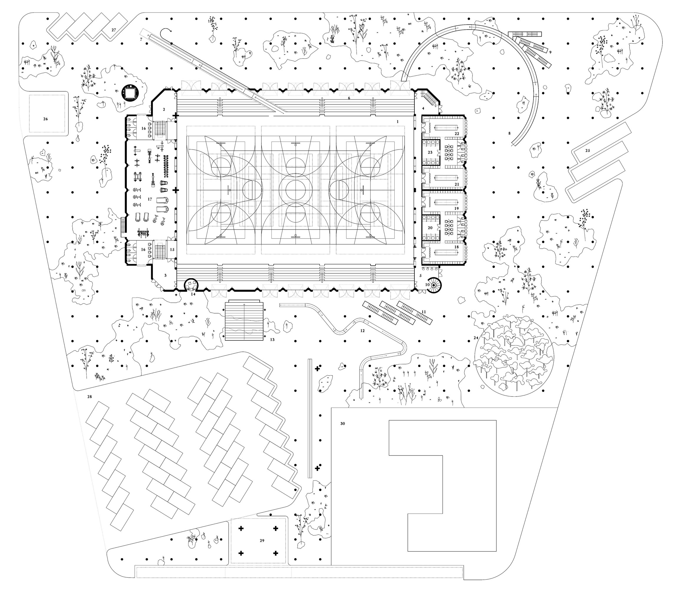 Double or Nothing Pedro Pitarch Site Plan