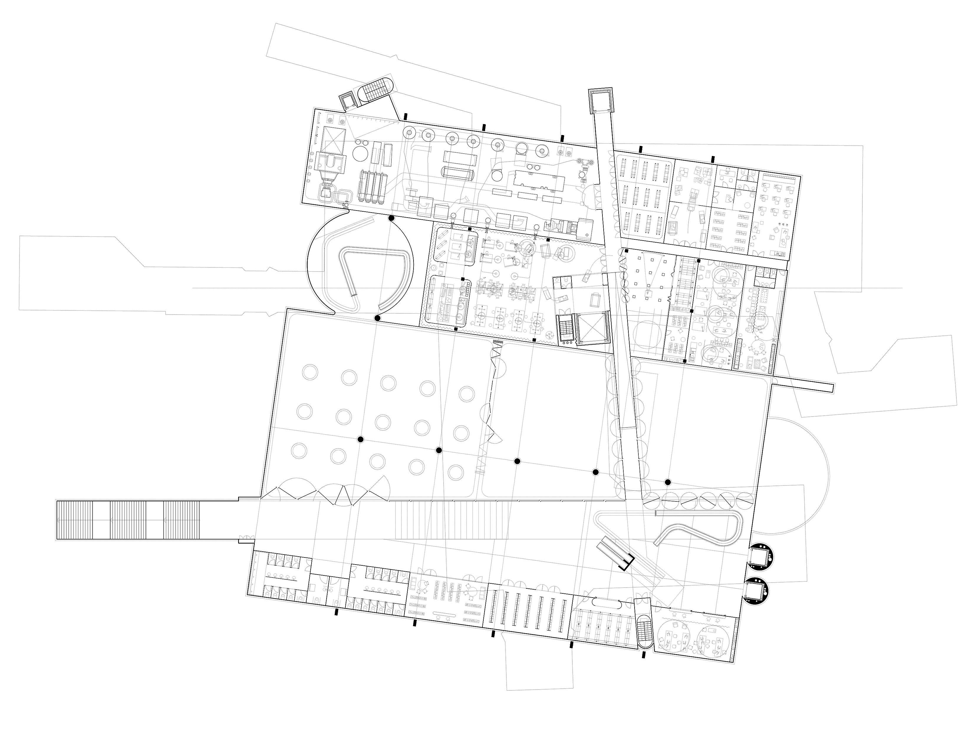 New National Pedro Pitarch New National Museum Finland Plan