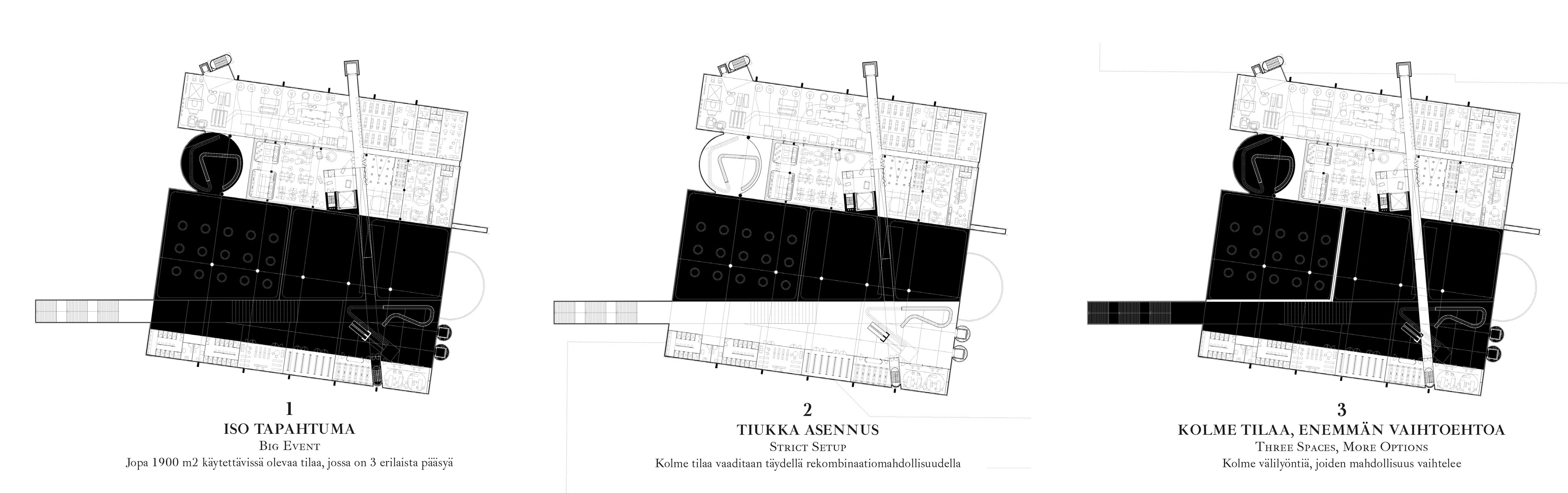New National Pedro Pitarch New National Museum Finland Schemes